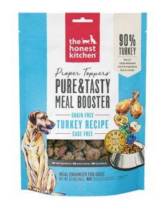 The Honest Kitchen Grain Free Turkey Proper Toppers