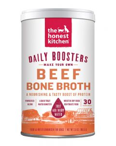 The Honest Kitchen Instant Beef Bone Broth with Turmeric