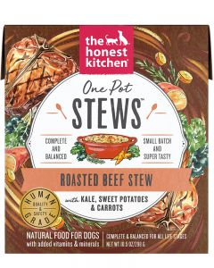The Honest Kitchen One Pot Roasted Beef Stew