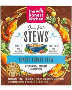 The Honest Kitchen One Pot Tender Turkey Stew