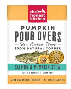 The Honest Kitchen Salmon & Pumpkin Pour Over