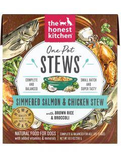 The Honest Kitchen One Pot Simmered Salmon & Chicken Stew