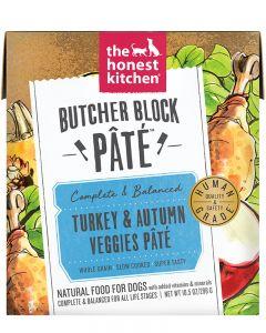 The Honest Kitchen Turkey & Autumn Veggies Butcher Block Paté