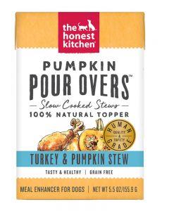 The Honest Kitchen Turkey & Pumpkin Pour Over