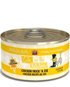 Weruva Cats in the Kitchen Chicken Frick 'A Zee Chicken Recipe Au Jus