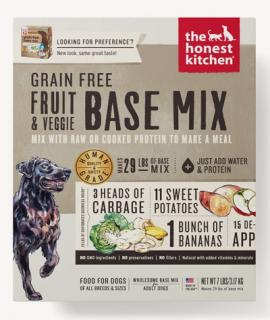 The Honest Kitchen Preference Dog Food