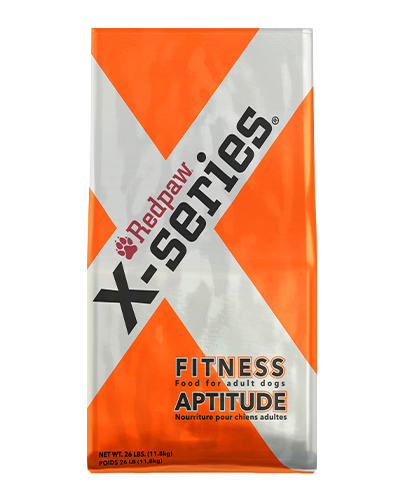 Redpaw X-Series Fitness Food